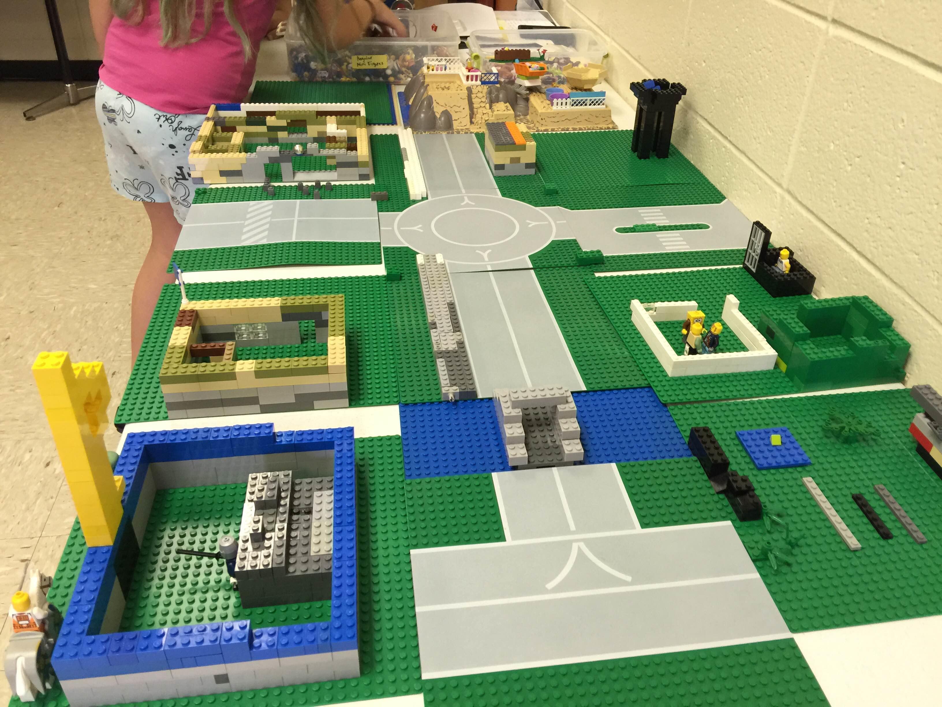 LEGOCity and Brick Mania Camp- City of Frederick
